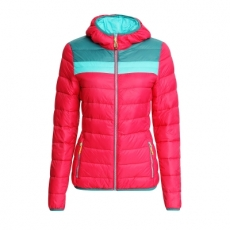 COMET HOODED JACKET WOMAN